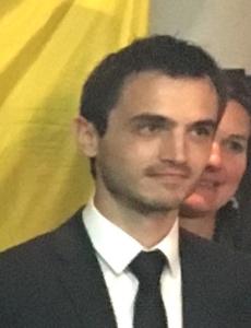Adrien Sellez, Agent de liaison scientifique au Canada.