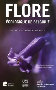 """""""Flore écologique de Belgique"""", par Anne-Laure Jacquemart et Charlotte Descamps, Editions Erasme."""