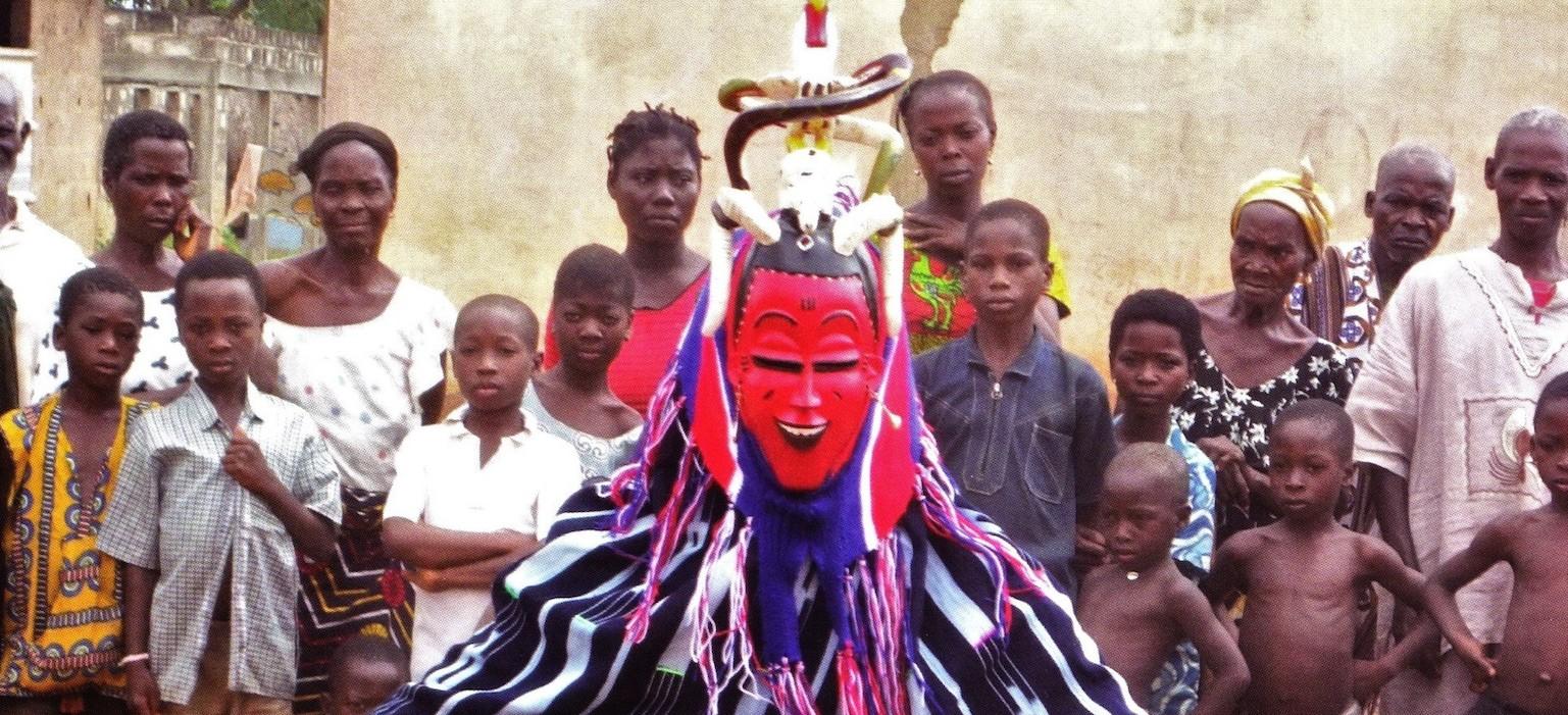 La dynamique des masques en Afrique occidentale