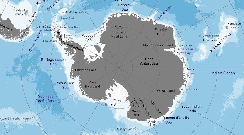 L'Océan Austral