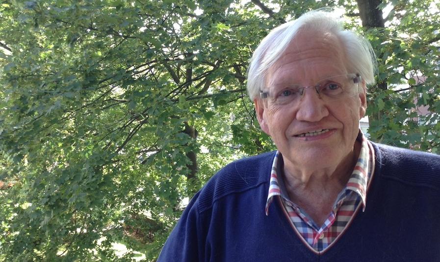 Le Pr Marc WIlmet (ULB) est aussi Docteur honoris causa des Universités d'Uppsala et de Paris-Sorbonne