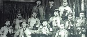 La fièvre industrielle et ses instruments de développement (mines et chemin de fer) ont été à l'origine des découvertes scientifiques dans le région montoise.