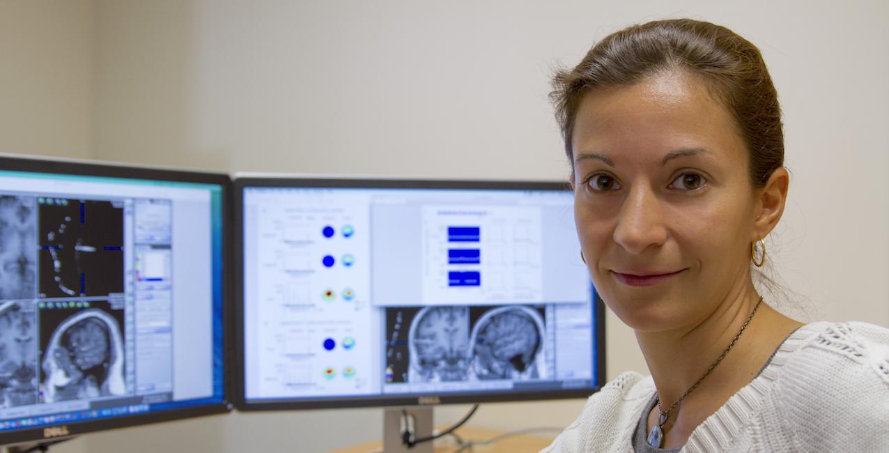 Dr Sylvie Nozaradan.