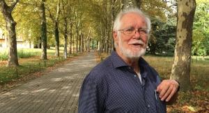 Pr Jacques Dubochet, lauréat du Prix Nobel de Chimie, Université de Lausanne.