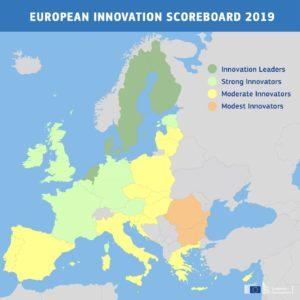 En matière d'innovation, les performances de la Belgique se situent dans la moyenne européenne supérieure