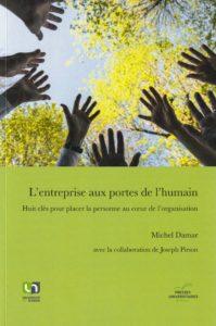 """""""Réconcilier l'économie, l'humain et l'environnement"""" par Michel Damar. Editions Presses universitaires de Namur - VP 27€ - VN 18€."""