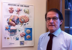 Dr Jean Schoenen, professeur en neurosciences à l'Université de Liège