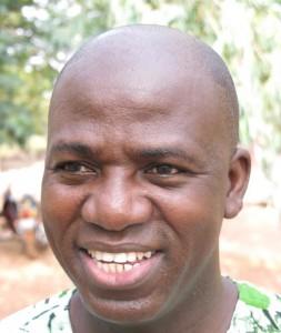 Dr Halidou Tinto