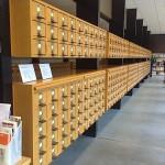 L'Infothèque comprend les bibliothèques et les phototèques de l'Irpa