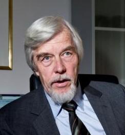 Pr Rolf Heuer, directeur général du CERN