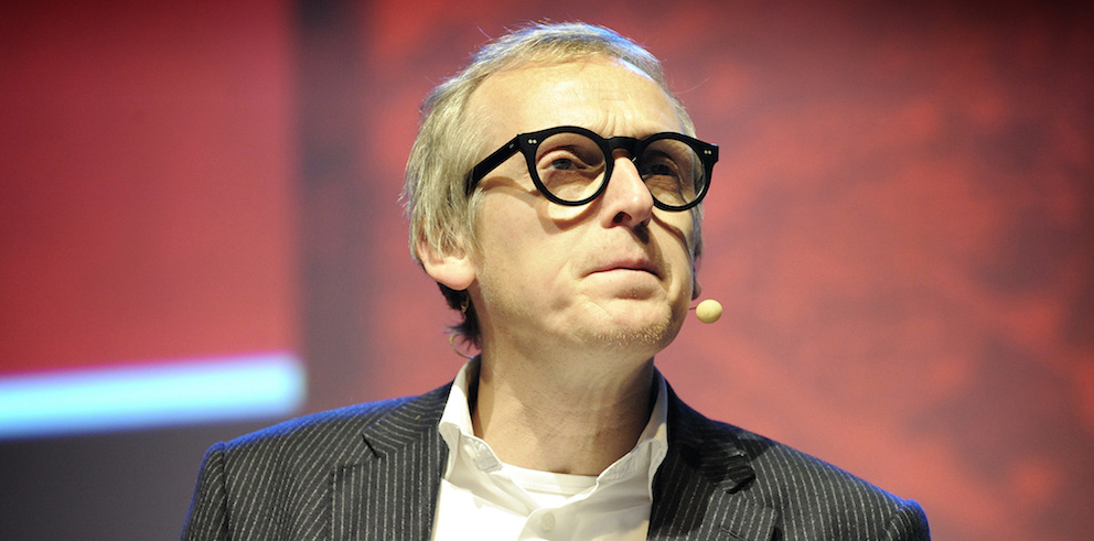 Paul Dujardin directeur de BOZAR. © TEDx Brussels/Scorpix