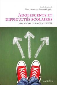 «Adolescents et difficultés scolaires. Approche de la complexité» par Aline Henrion et Jacques Grégoireaux, aux éditions Mardaga. VP32 euros.