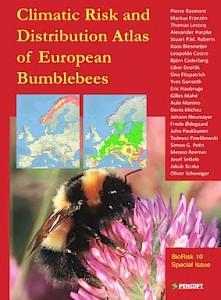 """Le livre """"Climatic Risk and distribution Atlas of european Bumblebees"""" est accessible gratuitement en ligne."""