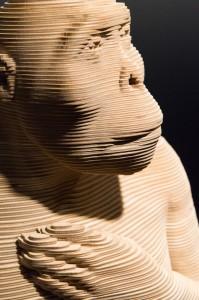 Des mannequins imprimés par «couches» et en 3-D permettent de se faire une meilleure idée de la taille et des proportions de nos ancêtres.