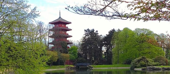 Tour Japonaise Bruxelles