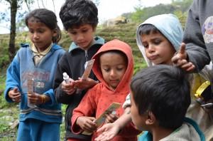 Prévention dentaire, Népal