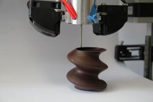 Imprimante alimentaire 3D.