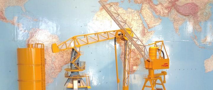 La société nivelloise Vigan exporte la quasi totalité de ses machines.