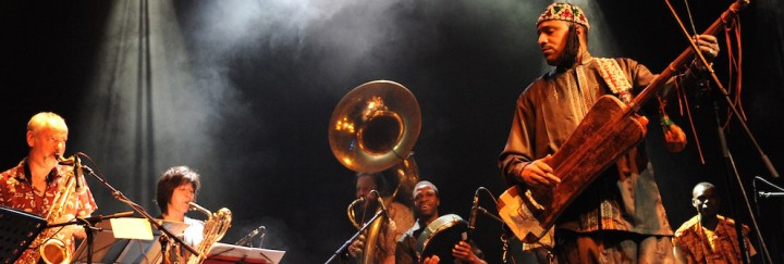 Musique gnawa © Myriam de Vriendt