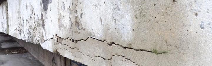 beton et fissures