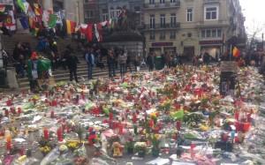 Bourse de Bruxelles, avril 2016.