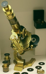Microscope Seibert