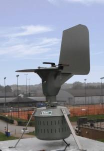 Station de surveillance de spollens de Marche-en-Famenne