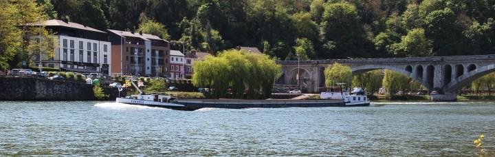 la Meuse Huy