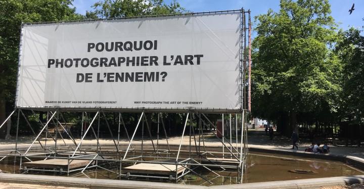 UNE expo Irpa parc de Bruxelles