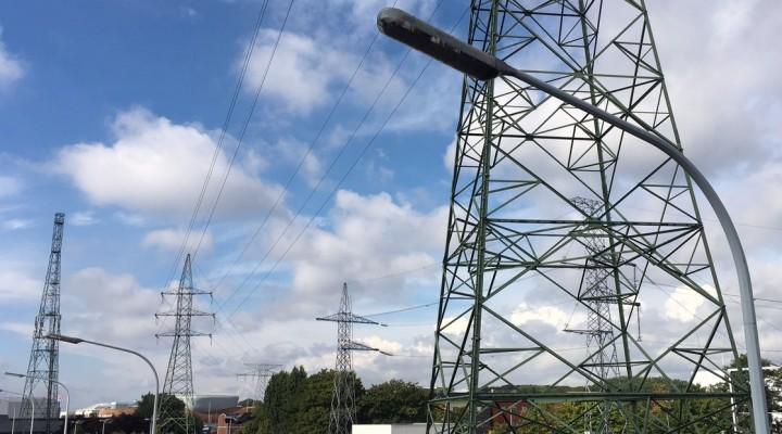 pylones electriques
